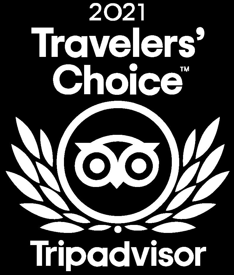 2021 Tripadvisor Badge